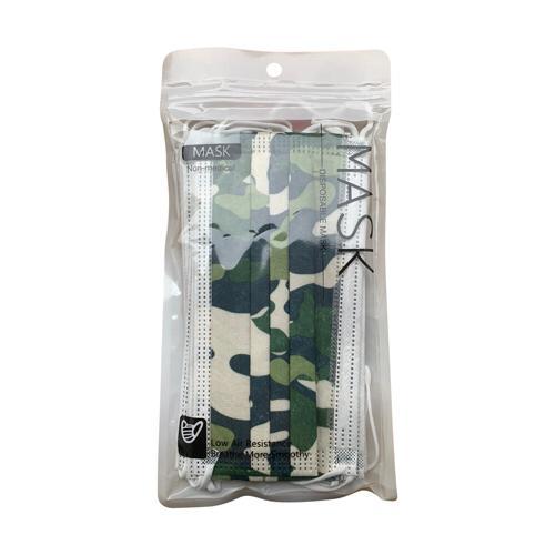 camouflage-print-mondkapjes-verpakt-3-laagse-mondkapjes