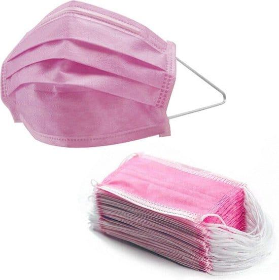 roze-niet-medische-mondmaskers-bestellen